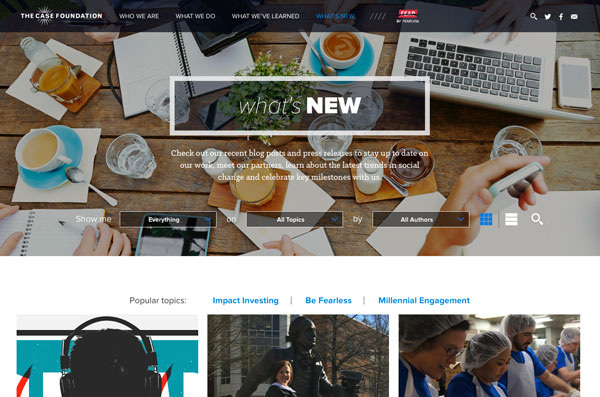 Top Non-Profit Blogs We Love