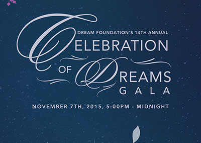 2015 Dream Foundation Gala
