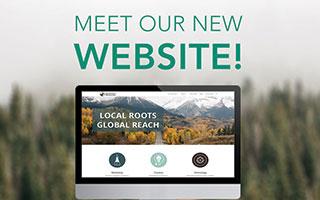 Meet Our New Website!