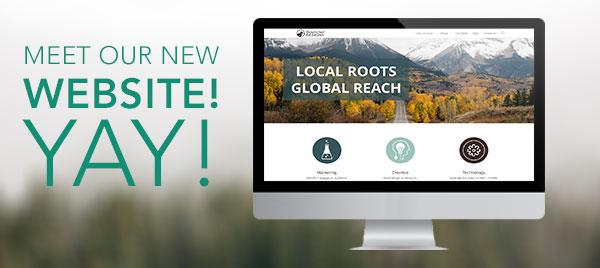 Meet Our New Website! | Dowitcher Designs