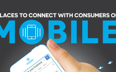 3 Places to Connect with Mobile Customers [Infographic]