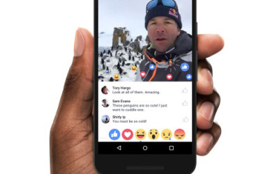 Facebook Live Is Now Live with New Features