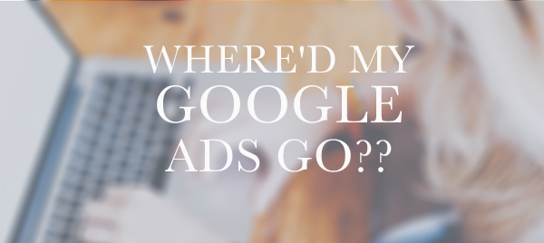 Google Eliminates Sidebar Ads But Don't Freak Out