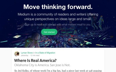Medium Goes Big with Brand-Friendly Publishing Suite