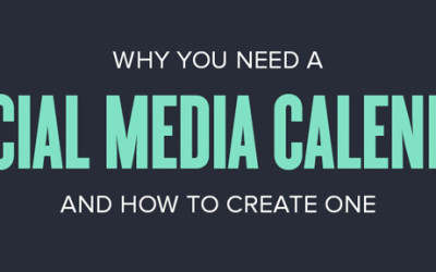 Social Media Marketer, Create a Content Calendar