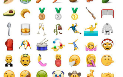 These New Emoji Will Soon Dominate Content Marketing