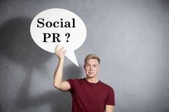Social Media + Public Relations = Social PR