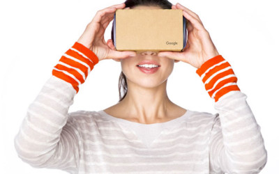 How Google Is Turning Virtual Reality Into Current Reality