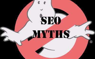 Myth Busters: SEO Edition