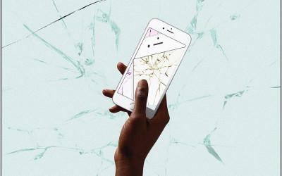 iPhone Screen UX