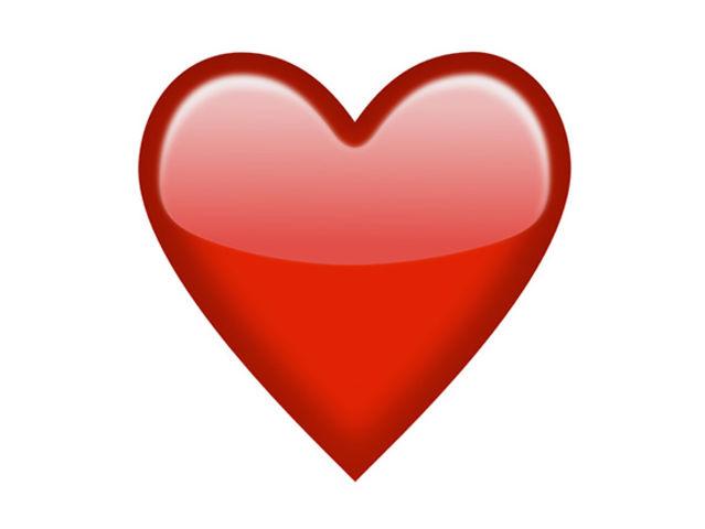 Iphone Emoji Heart Embrace the Emo...