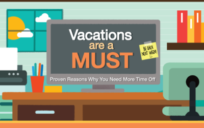 It's Time for a Vacation, Here's Why