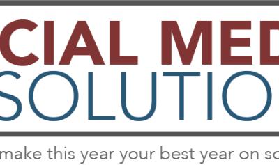 Social Media Resolutions for 2017