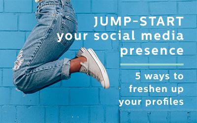 New Year, New Social Media Presence!