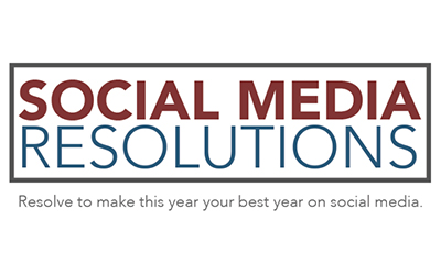 Social Media Resolutions for 2017