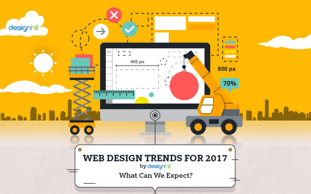 Awesome Web Design Trends You Need to be Aware of in 2017