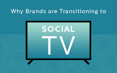 Why There's a Growing Emphasis on Social TV