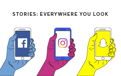 Stories, Everywhere You Look