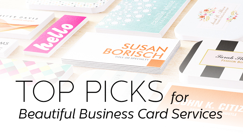 beautiful business cards - Best Place To Order Business Cards