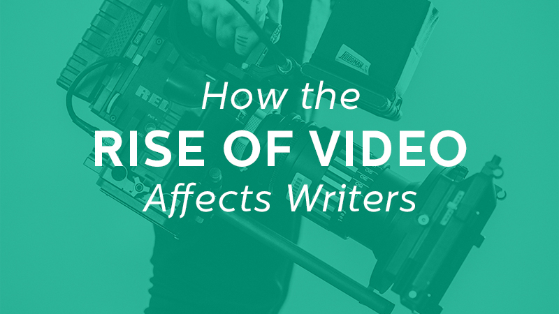 writers and the rise of video