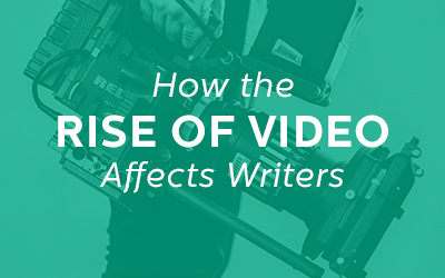 Writers, Don't Dread the Rise of Video