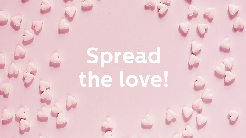 Spread The Love Dowitcher Designs