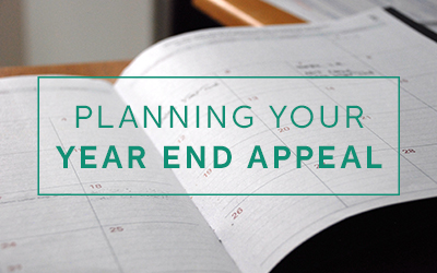 Planning Your Year End Appeal