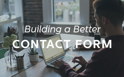 Building a Better Contact Form