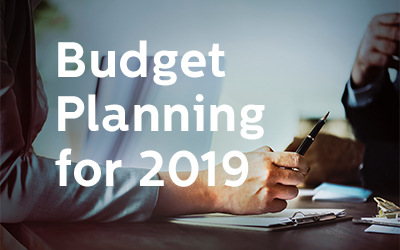 Budget Planning for 2019