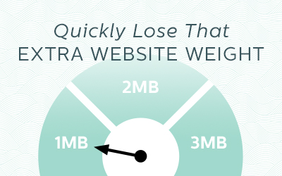 Quickly Lose Extra Website Weight