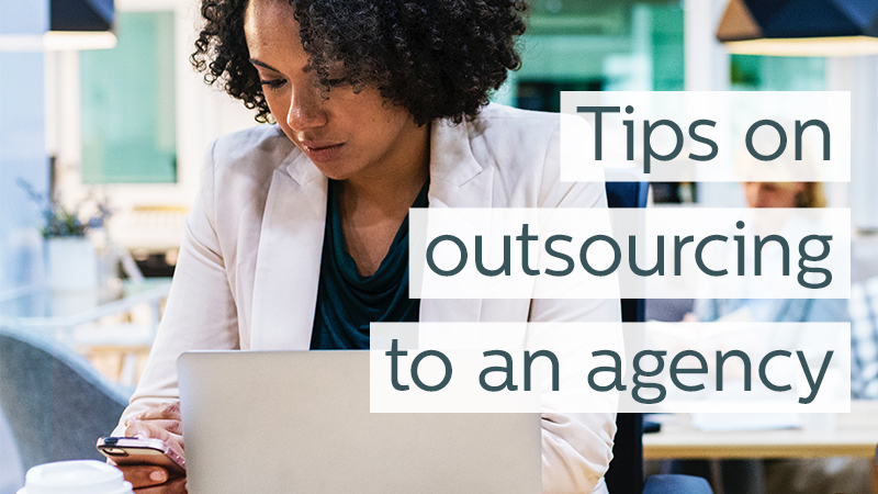 agency outsourcing tips