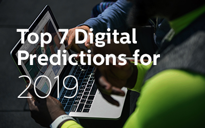 Top 7 Digital Marketing Trends in 2019